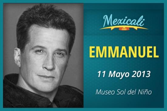 Emmanuel en Mexicali