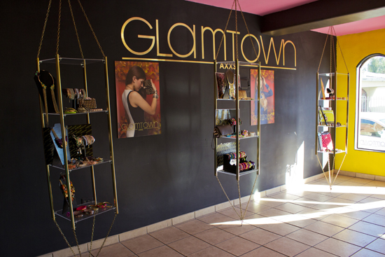 Glamtown en Mexicali