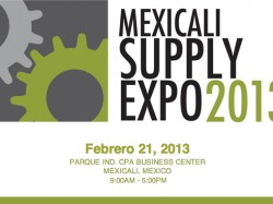 Mexicali Supply Expo 2013