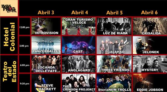 Calendario Baja Prog 2013