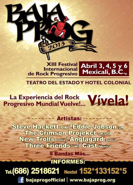 Baja Prog en Mexicali