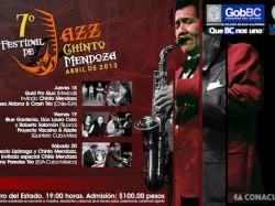 Festival de Jazz Chinto Mendoza