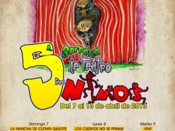 Festival de Teatro para Niños en CEART