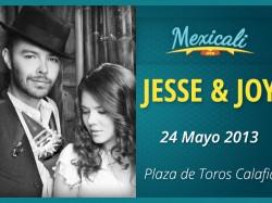 Jesse & Joy en Mexicali 2013