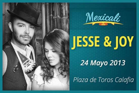 Foto de Jesse & Joy en Mexicali 2013