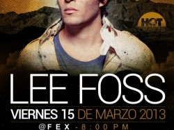 Lee Foss en Mexicali 2013