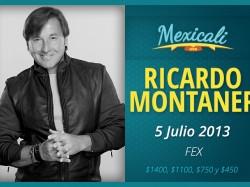 Ricardo Montaner en Mexicali 2013