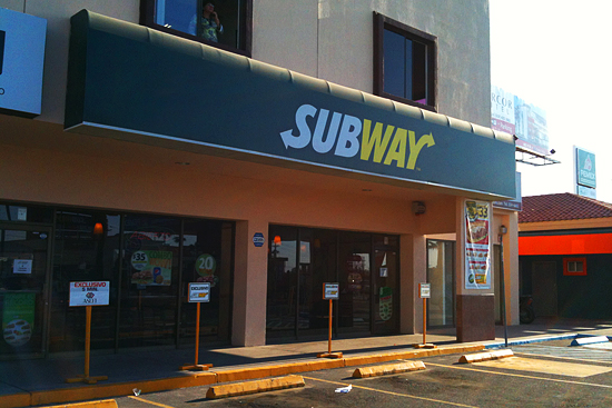 subway caballito