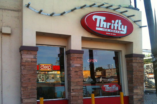 thrifty anahuac