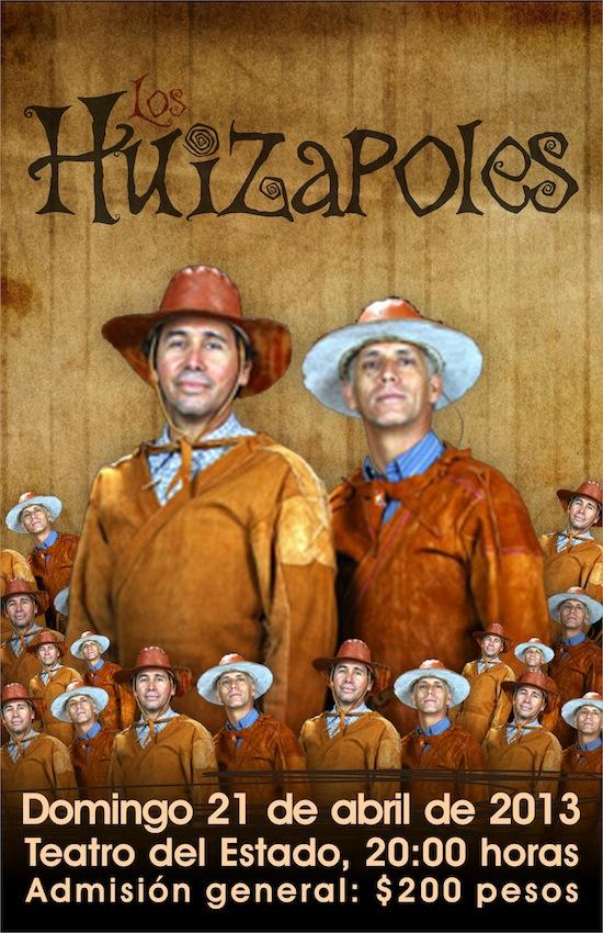 Los Huizapoles en Mexicali