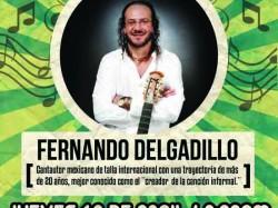 Fernando Delgadillo en Mexicali 2013