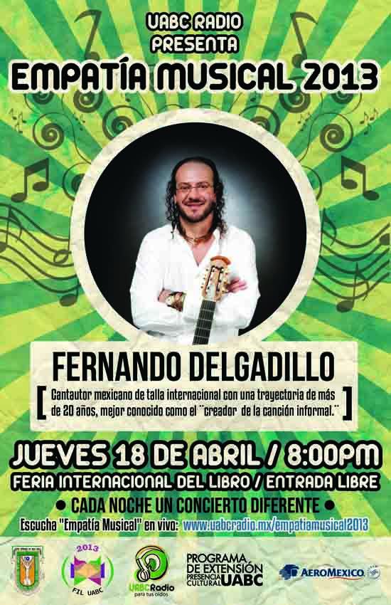 Fernando Delgadillo en Mexicali