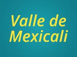 Valle de Mexicali