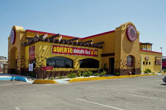 Las Brasas Plaza Carranza en Mexicali