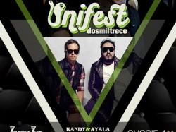 Unifest 2013