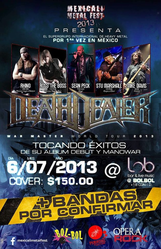 Death Dealer en Mexicali