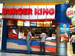 Burger King Plaza Cachanilla