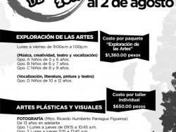 Cursos de verano casa de la cultura 2013
