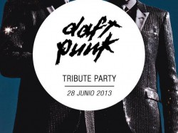 Daft Punk tribute party