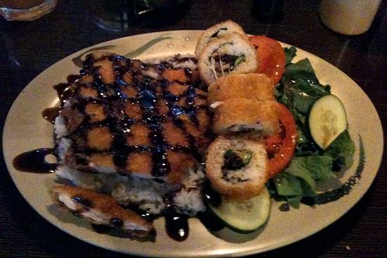 gifu sushi combo