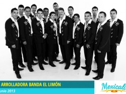 La Arrolladora Banda El Limón en Mexicali 2013