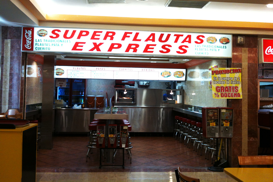super flautas express