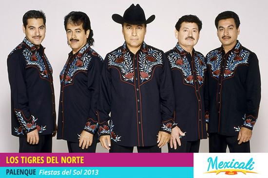 Los Tigres del Norte en Mexicali