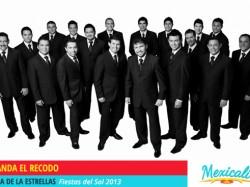 Banda El Recodo en Mexicali