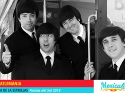 Beatlemania en Mexicali 2013