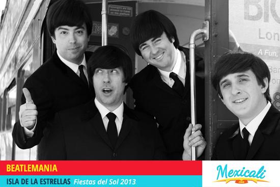 Beatlemania en Mexicali