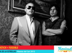 Bostich + Fussible en Mexicali 2013