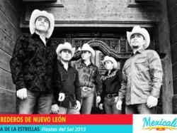 Los Herederos de Nuevo León en Mexicali 2013