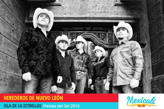 Los Herederos de Nuevo León en Mexicali
