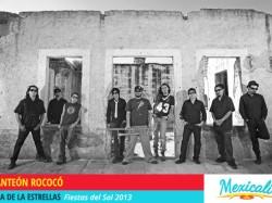 Panteón Rococó en Mexicali 2013