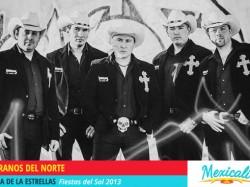 Tiranos del Norte en Mexicali 2013