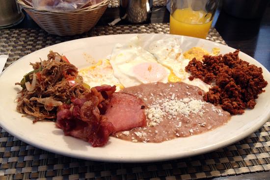 Desayuno en Las Velas