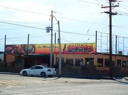Sonora Steak Taco Héctor Terán Terán