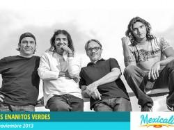 Los Enanitos verdes en Mexicali 2013