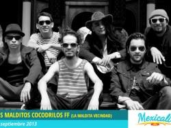 Los Malditos Cocodrilos en Mexicali