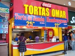 Tortas Omar Plaza la Cachanilla