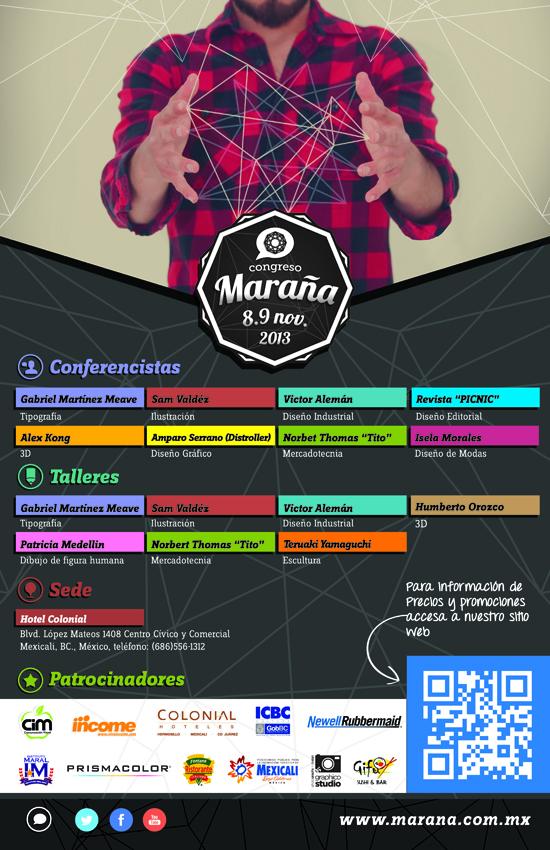Congreso Maraña en Mexicali