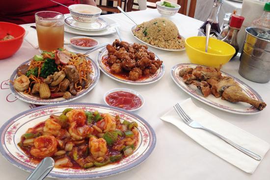 fortune house comida