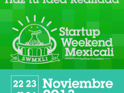 Startup Weeekend Mexicali