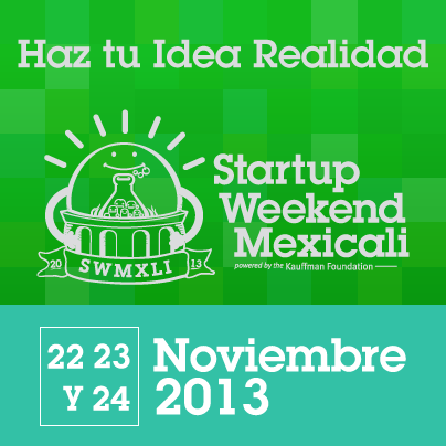 Startup Weekend Mexicali