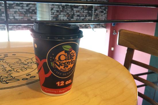 la negrita cafe