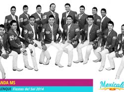 Banda MS en Mexicali