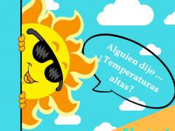 Calor extremo da una semana más de vacaciones