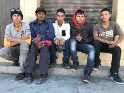 Venta de drogas en los albergues de Mexicali