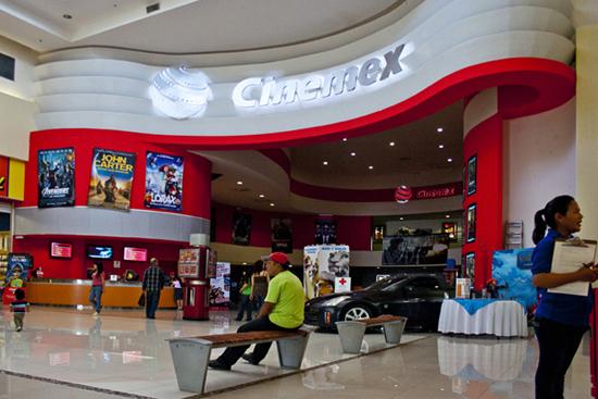 Cinemex Plaza Carranza