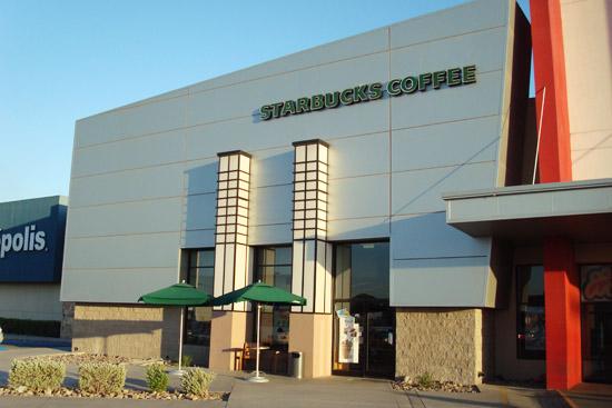 Starbucks Galerías del Valle
